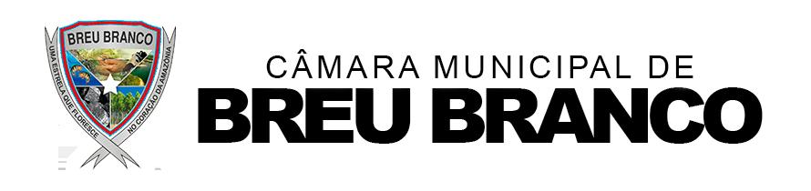 Câmara Municipal de Breu Branco | Gestão 2021-2022
