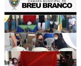 Inauguração da Junta Militar no Município de Breu Branco